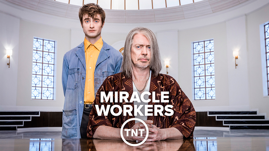 miracle workers. Fuente: TNT