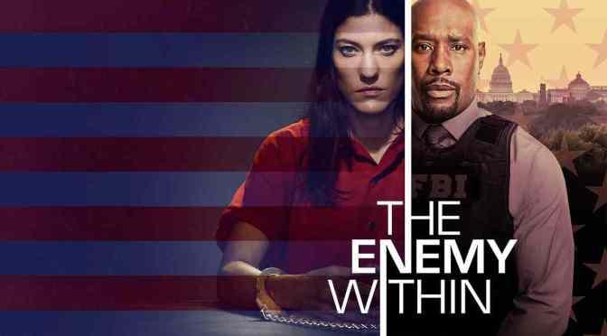 The ENemy Within se emite en NBC